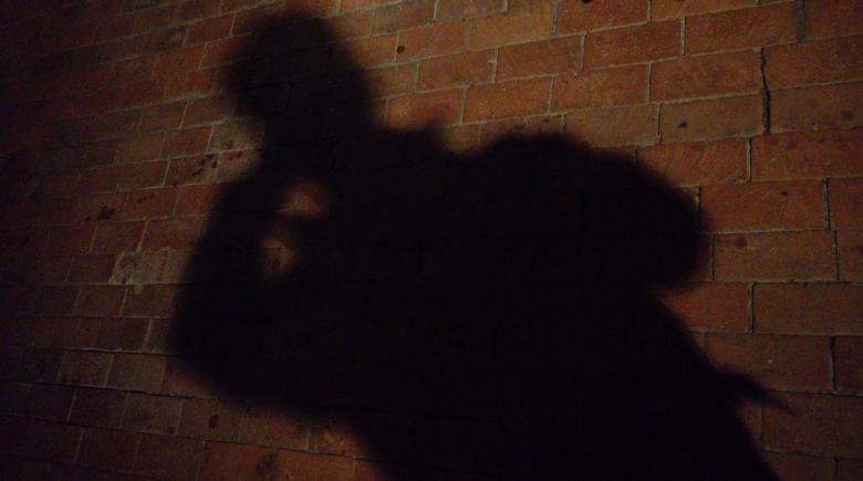 Shadow of man
