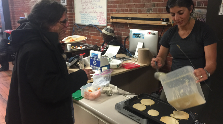 vendor pancake breakfast