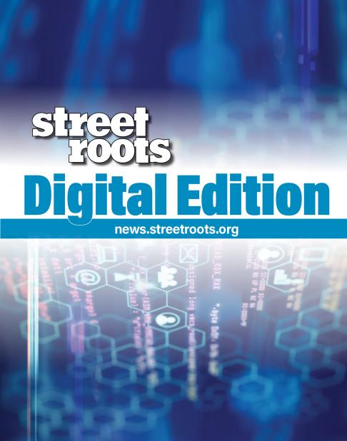 Street Roots Digital Edition