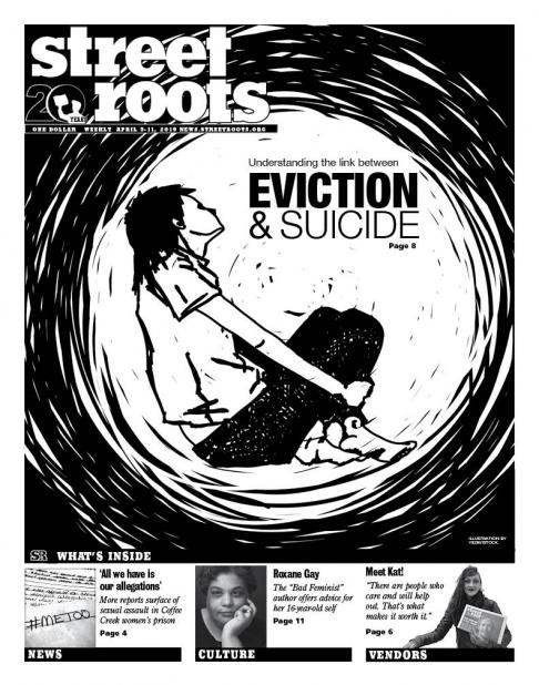 Street Roots April 5, 2019, cover