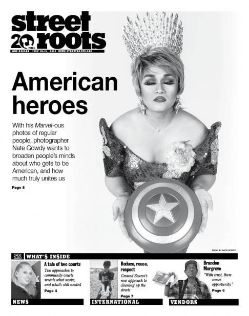 Street Roots Aug. 2, 2019, cover