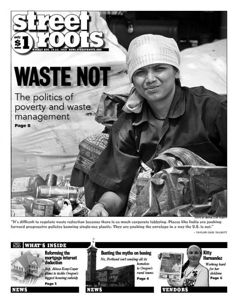 Street Roots Aug. 17, 2018, cover