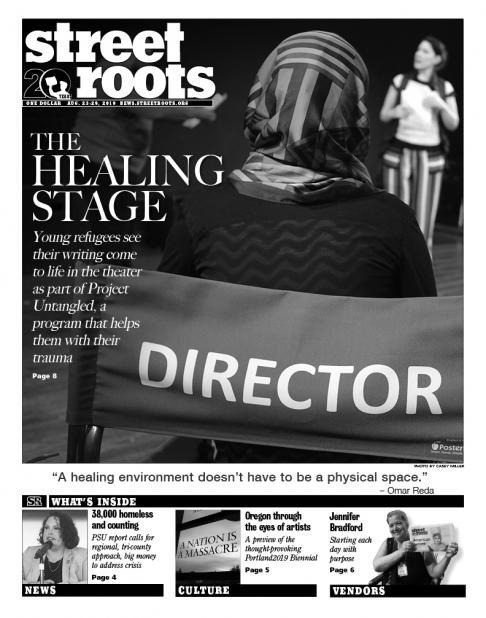 Street Roots Aug. 23, 2019, cover