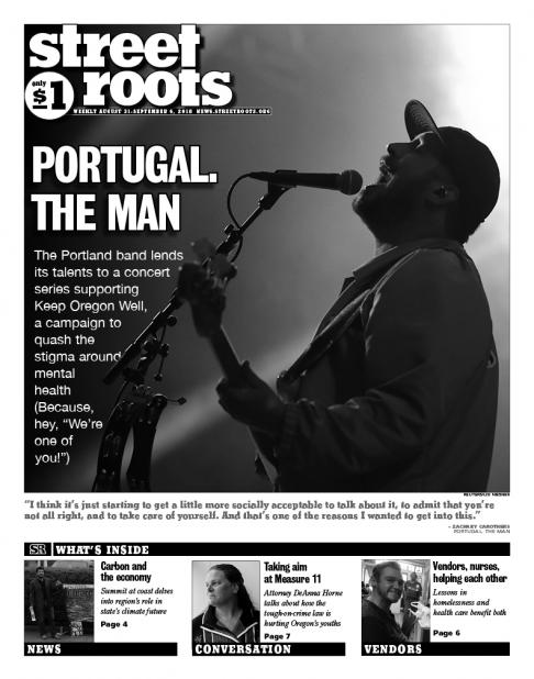 Street Roots Aug. 31, 2018, cover