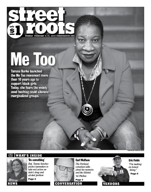 Street Roots Feb. 9, 2018, edition