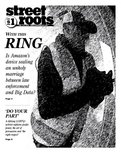 Street Roots cover, Jan. 3, 2020
