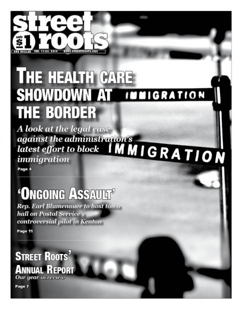 Street Roots Jan. 17, 2020, cover