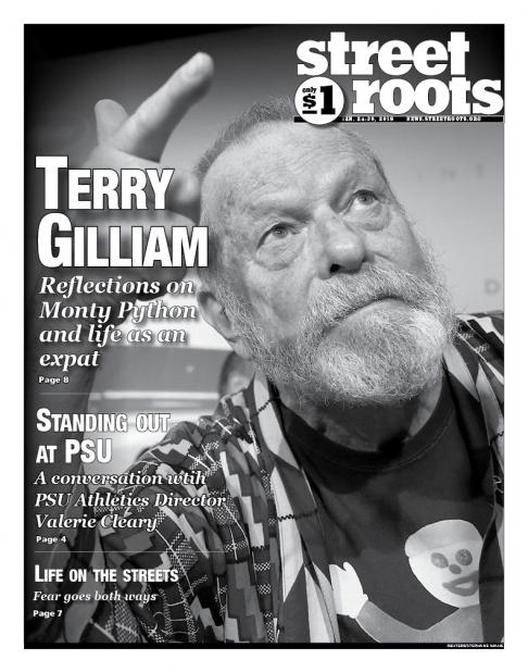 Street Roots Jan. 24, 2020, cover