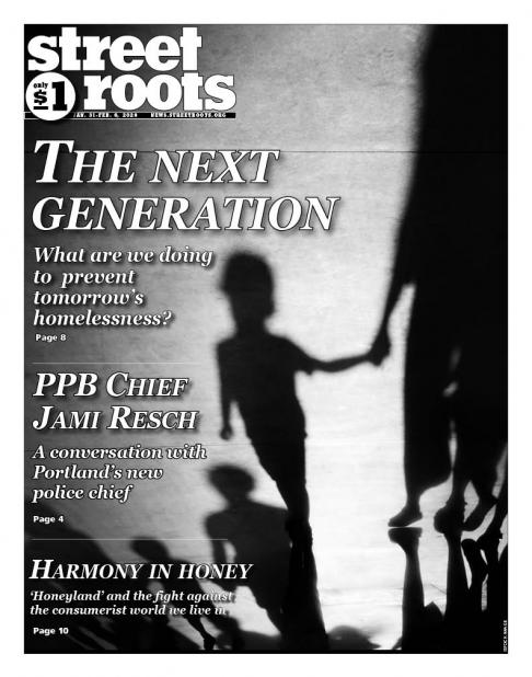 Street Roots Jan. 31, 2020, cover