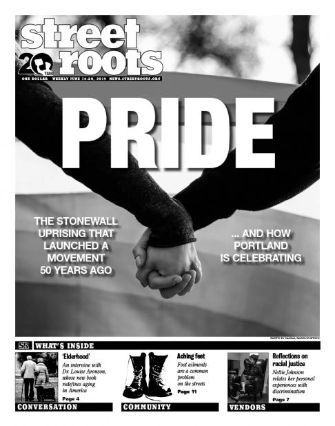 Street Roots June 14, 2019, cover