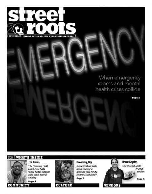 Street Roots May 24, 2019, cover