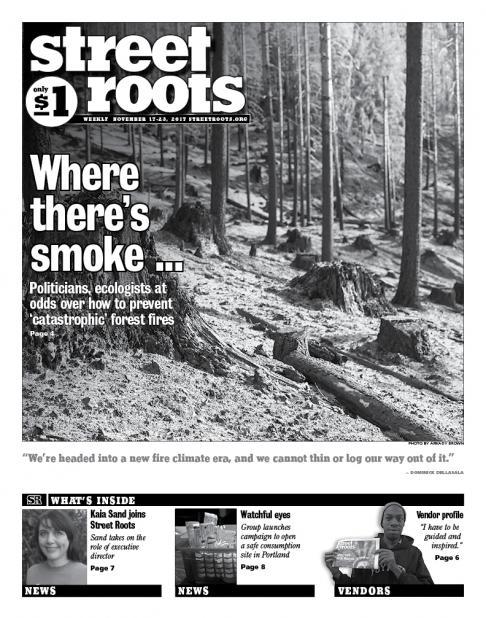 Street Roots Nov. 17, 2017, edition