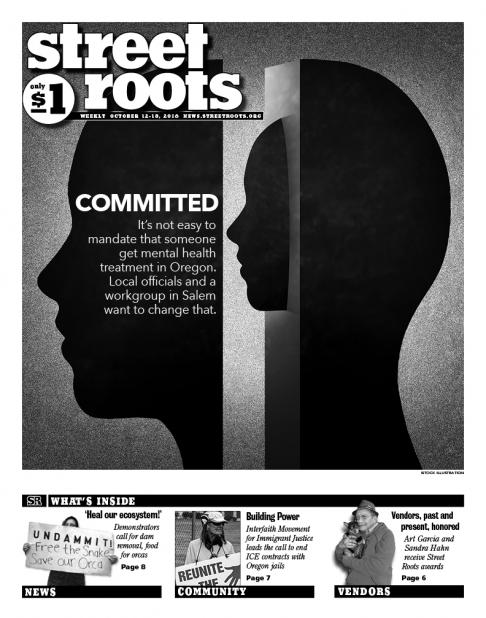 Street Roots Oct. 12, 2018, cover