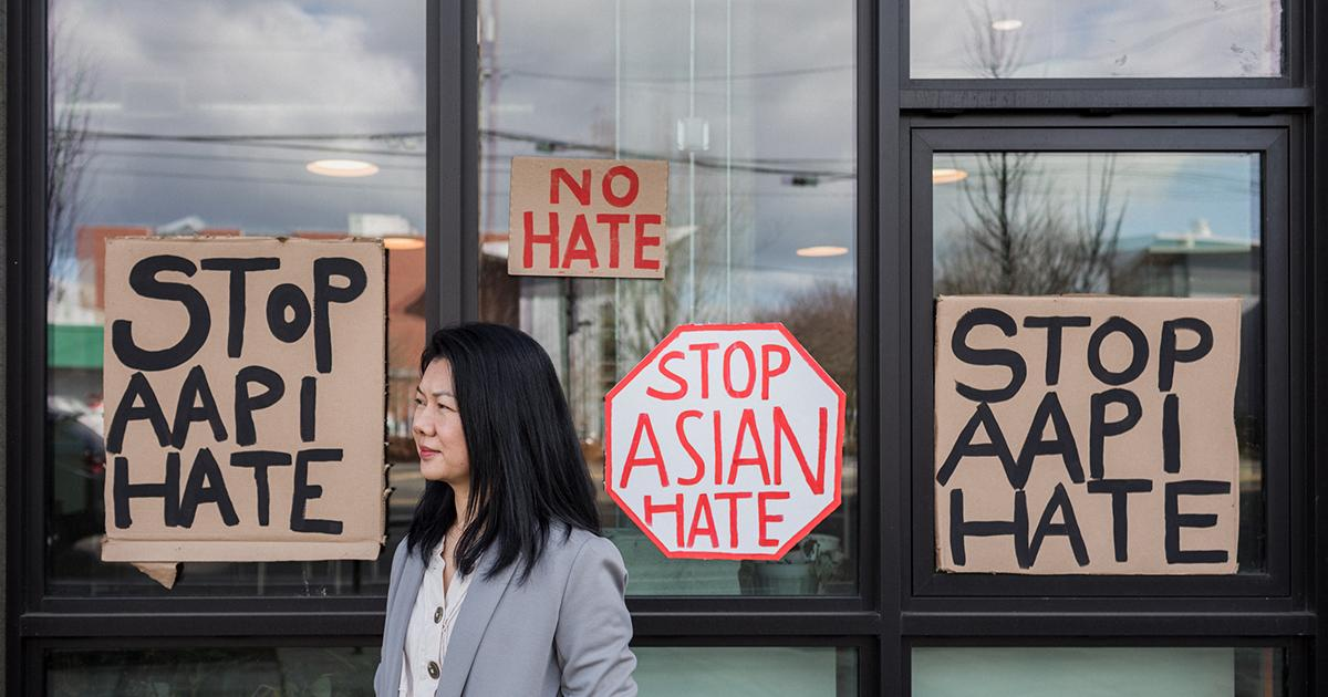 www.streetroots.org: APANO aims to support Portlanders targeted by anti-Asian violence, vandalism, discrimination