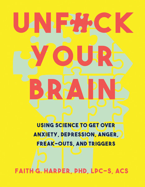 """Unf#ck Your Brain"" book cover"