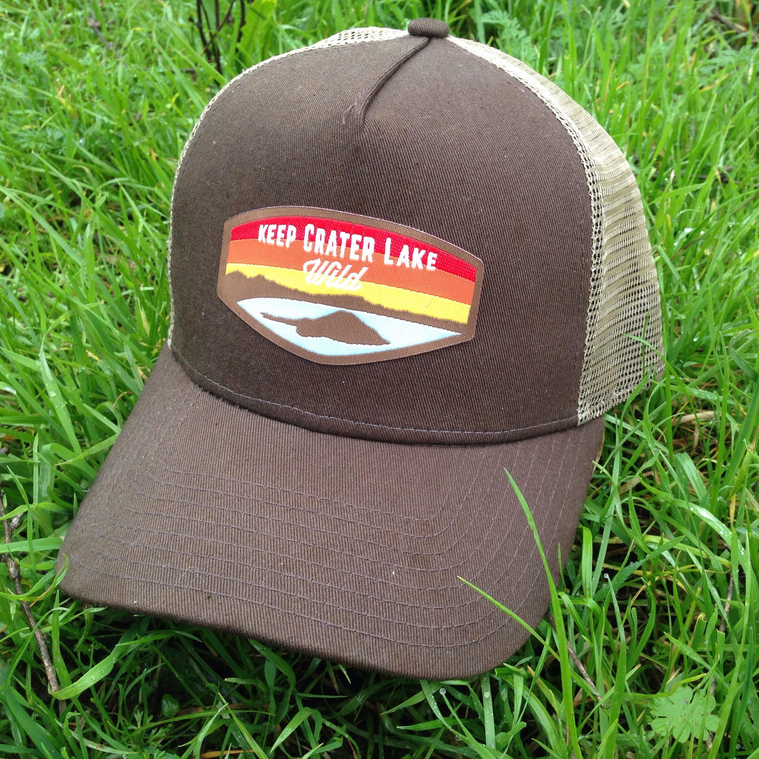 Oregon Wild hat