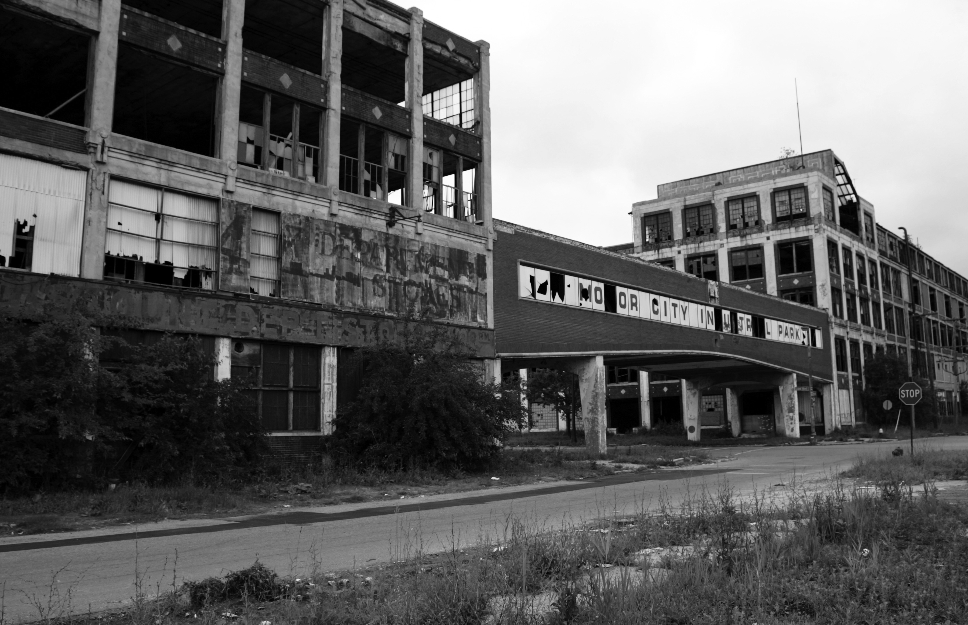 April fools pdx on verge of collapse after homeless for Rose city motors michigan